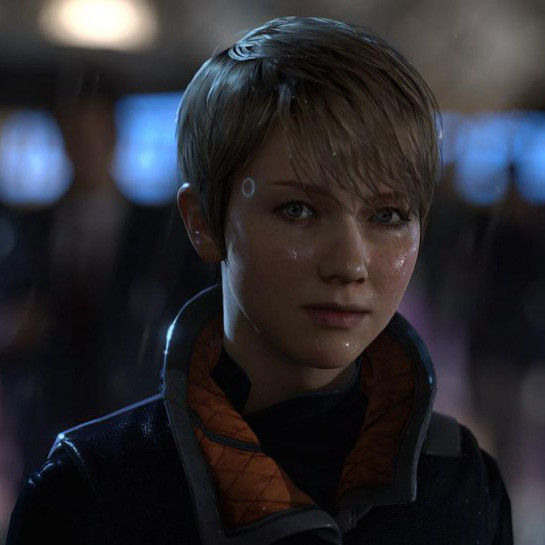 Detroit: Become Human Cover