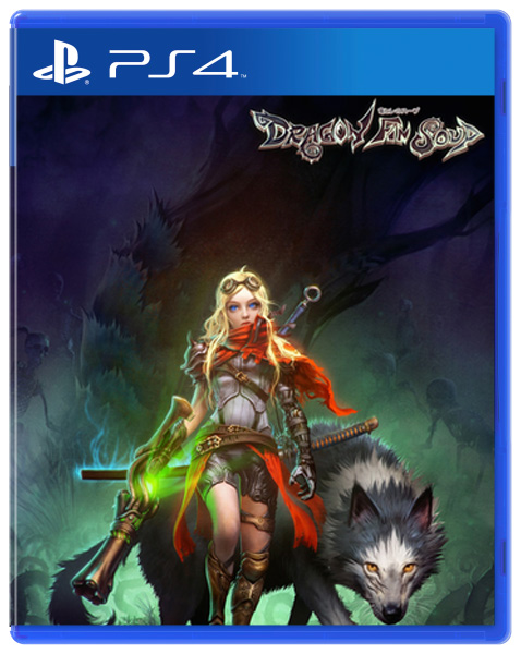 Dragon Fin Soup: Extra Chunky Edition Cover