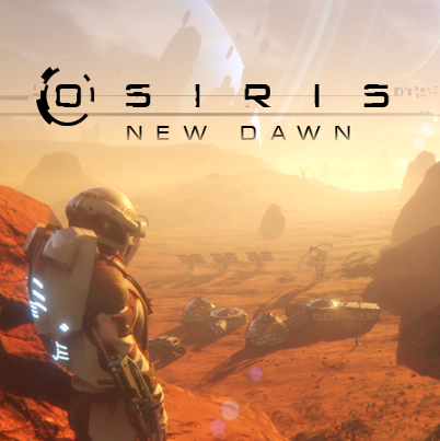 Osiris: New Dawn Cover