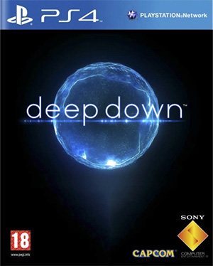 Deep Down Cover