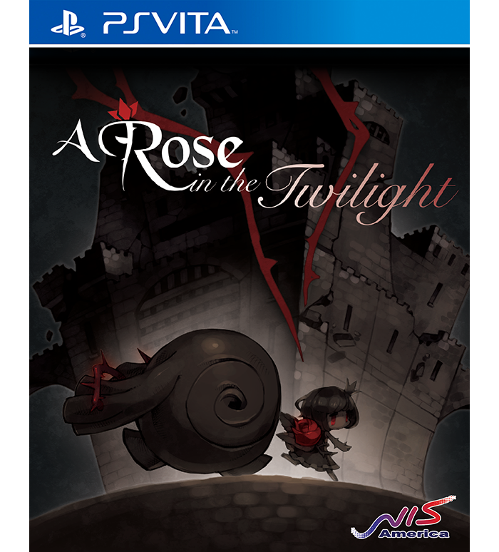 A Rose in the Twilight Cover