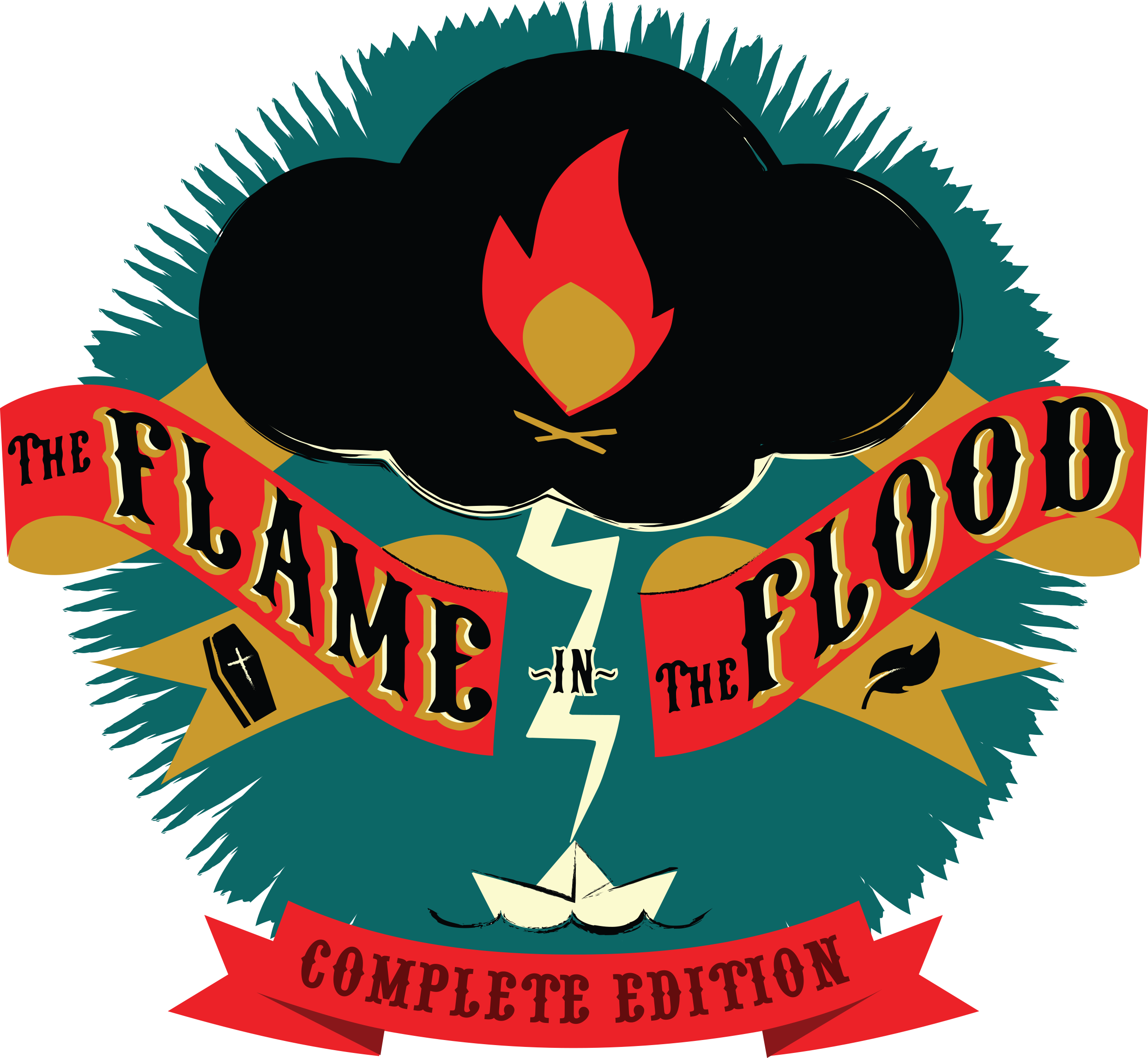 The Flame in the Flood: Complete Edition Cover