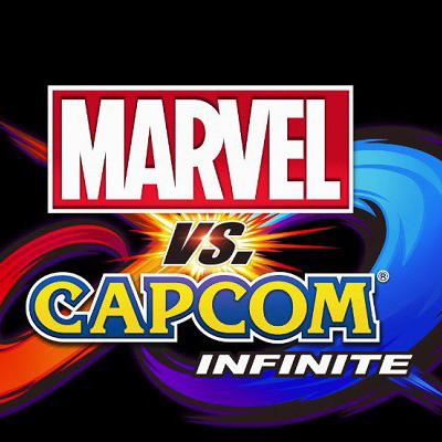 Marvel VS Capcom INFINITE Cover
