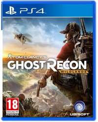 Ghost Recon Wildlands Cover