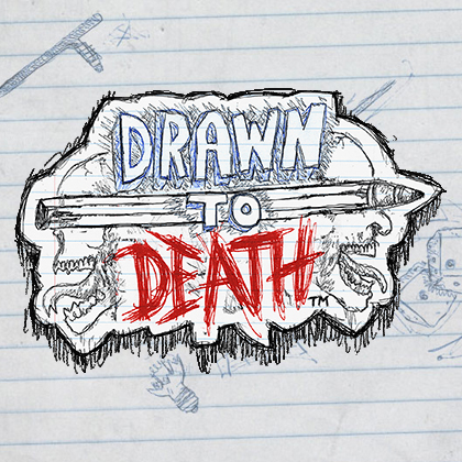 Drawn to Death Cover