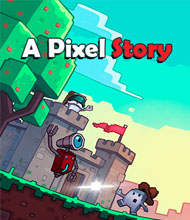 A Pixel Story Cover