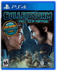 Bulletstorm: Full Clip Edition Cover