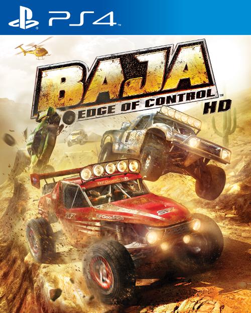 Baja: Edge of Control HD Cover