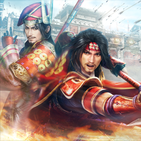 Samurai Warriors: Spirit of Sanada Cover