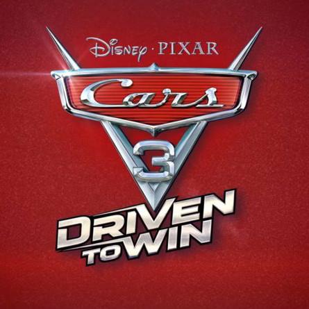 Cars 3: Vol Gas Voor De Winst Cover