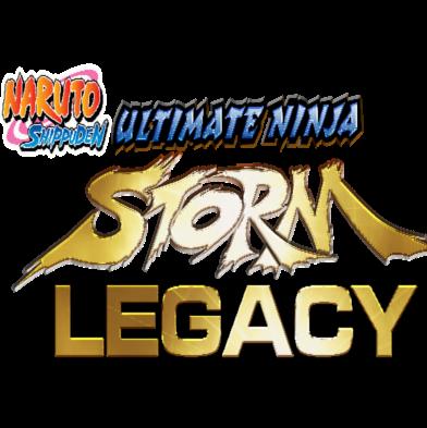Naruto Shippuden: Ultimate Ninja Storm Legacy Cover