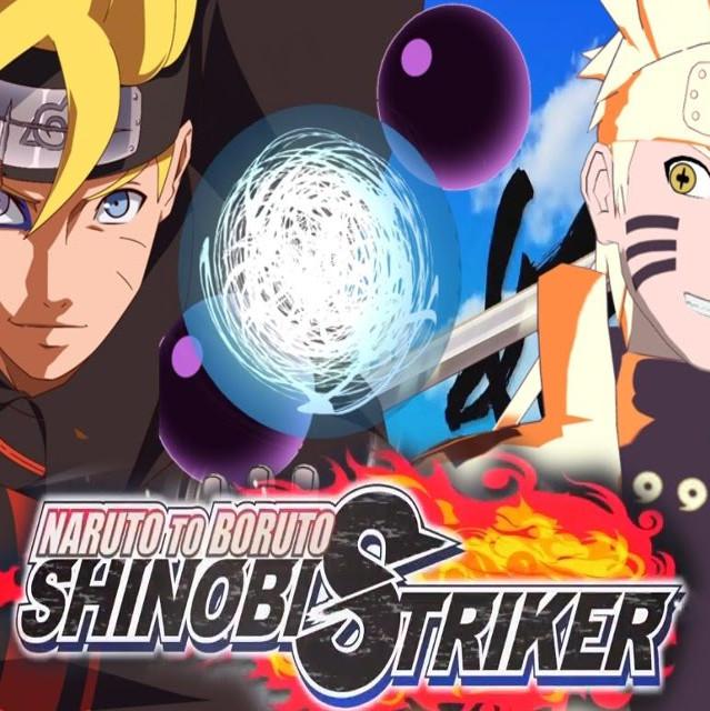 Naruto To Boruto: Shinobi Strikers Cover