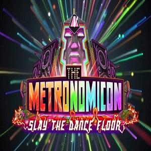 The Metronomicon: Slay The Dance Floor Cover