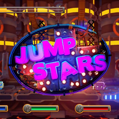 Jump Stars Cover