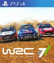 WRC7 Cover