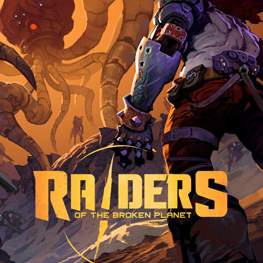 Raiders of the Broken Planet Cover