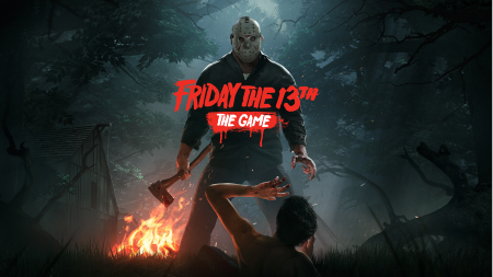 Friday the 13th : The Game Cover