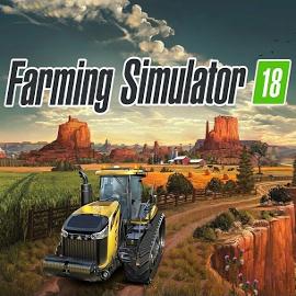 Farming Simulator 18 Cover