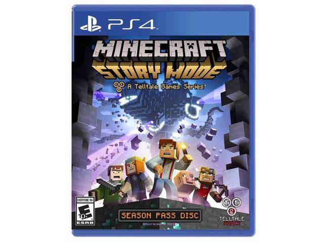 Minecraft: Story Mode - Season 2 Cover