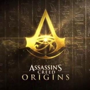 Assassin's Creed: Origins Cover