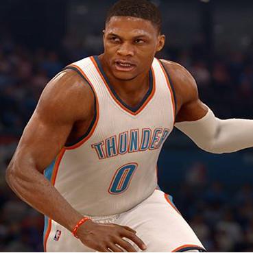 NBA Live 18 Cover