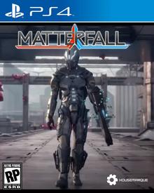 Matterfall Cover