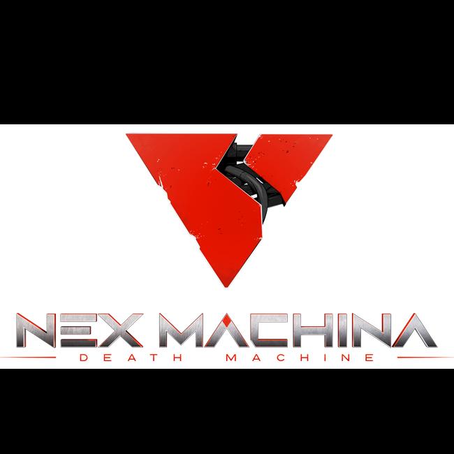 Nex Machina Death Machine Cover