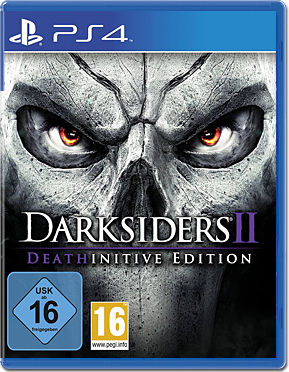 Darksiders 2: Deathinitive Edition Cover