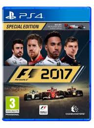 F1 2017 Cover