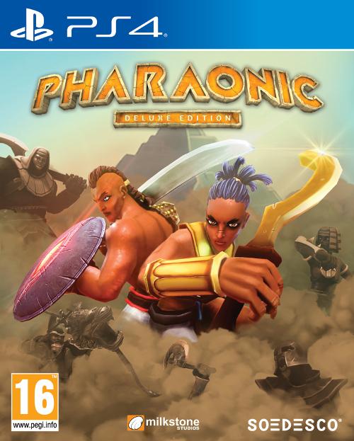 Pharaonic Cover