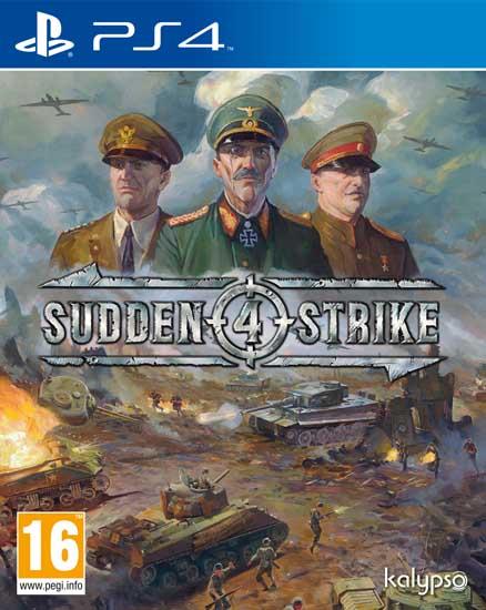 Sudden Strike 4 Cover