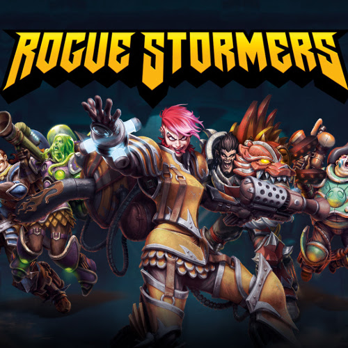 Run 'n' gun twin stick shooter Rogue Stormers heeft een releasedatum