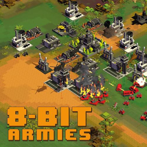 SOEDESCO werkt samen met Command and Conquer veteranen aan console debuut van 8-Bit Armies