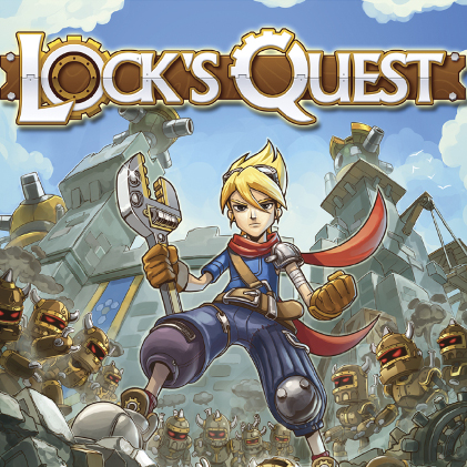 Review: Lock's Quest