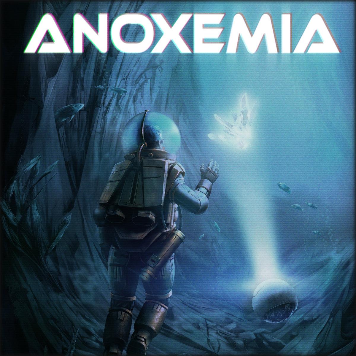 Anoxemia digitaal verkrijgbaar vanaf 28 maart!