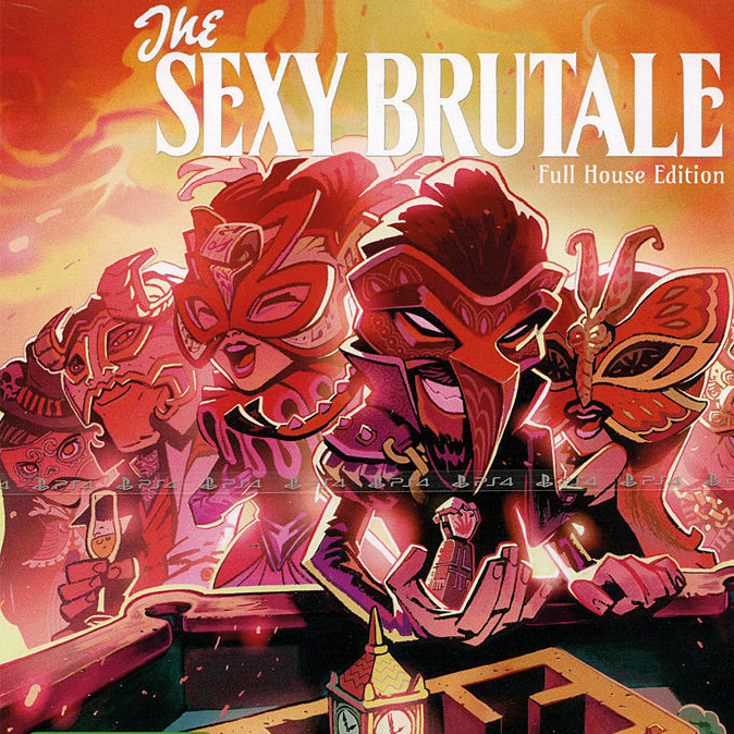 The Sexy Brutale: Full House Edition vanaf 25 april op PlayStation 4