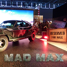 Gamescom 2015: Mad Max