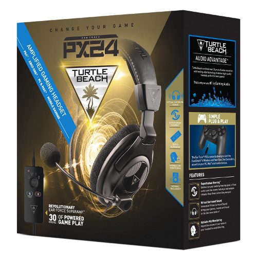 Hardware review: Turtle Beach Ear Force PX24