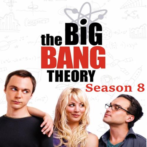 The Big Bang Theory - seizoen 8