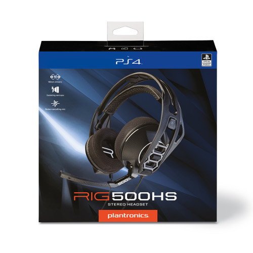 Hardware review: Plantronics RIG 500HS