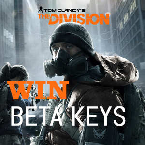 De laatste The Division Beta codes
