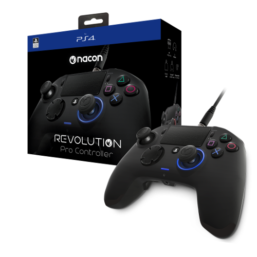Review: Nacon Revolution Pro Controller