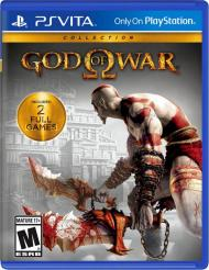 God of War collection 1 - Vita