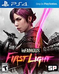 inFAMOUS: First Light (DLC)