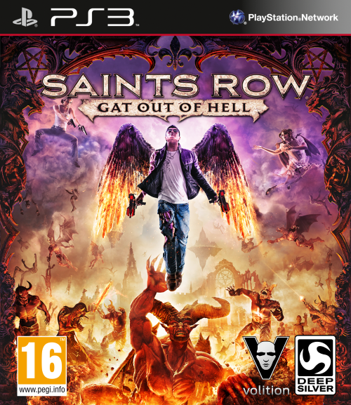 Saints Row 4: Gat Out of Hell