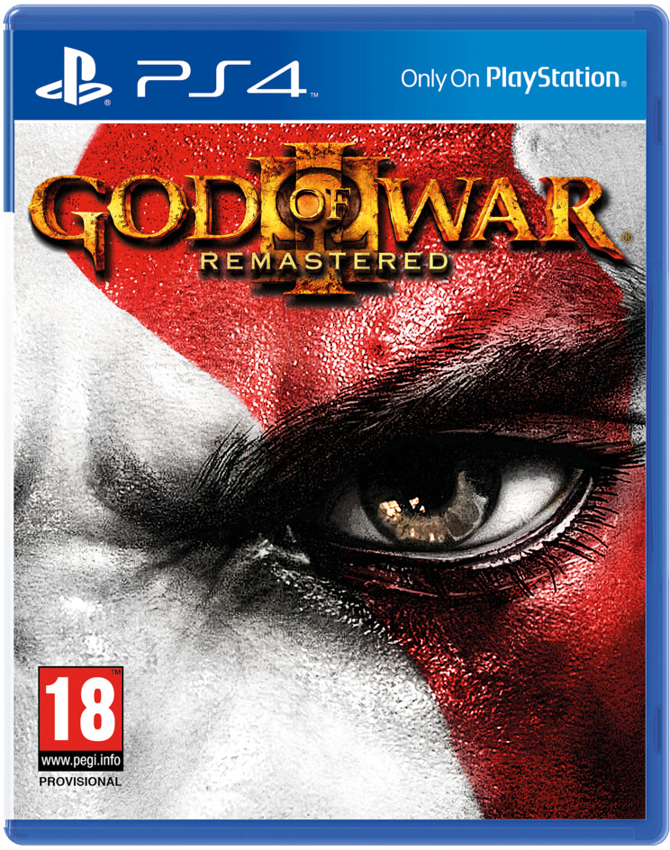 God of War 3 - Remastered