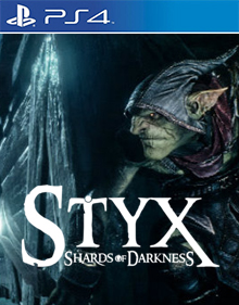 Styx - Shards of Darkness Cover