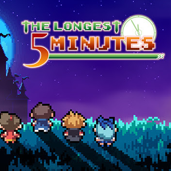 The Longest Five Minutes Cover