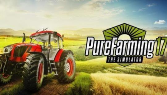 Pure Farming 17: The Simulator Cover