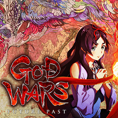 God Wars Future Past Cover